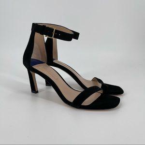 Stuart Weitzman ankle strap heels size 7.5